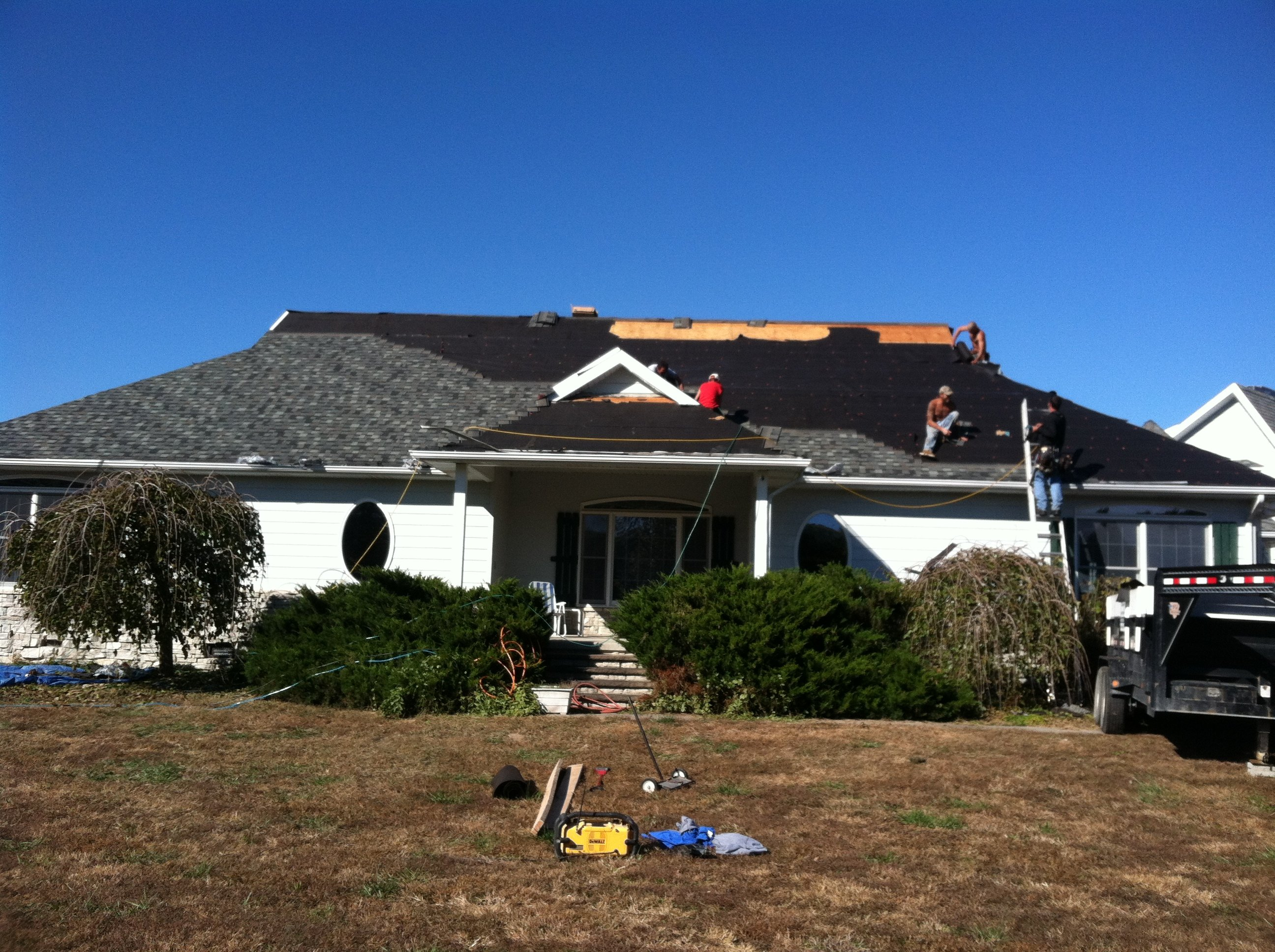 DeGraff Construction LLC Joplin MO Contractors Roofing